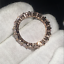 1-50Ct-Round-Cut-VVS1-D-Diamond-Full-Eternity-Wedding-Band-18K-Rose-Gold-Finish thumbnail 6