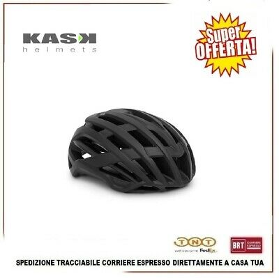 Kask Valegro Road Casque Moyen Blanc 52-58 cm