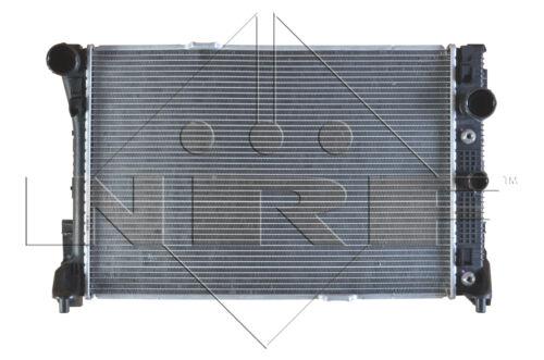Nrf radiador agua radiador motor refrigeración motor radiador Easy fit 58336