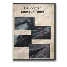 Helicopter Shotgun Rider: Vietnam War Era Big Picture Documentary DVD - C831