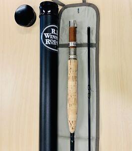 R-L-Winston-IM6-Fly-Rod-8-1-2-039-4wt-2-Piece-Classic-with-Loomis-Blank-31908