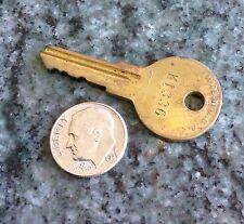 New Kennedy Tool Box Lock Key K 1336 Shop Machine Machinist Chest Bridgeport