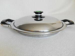 AMC-Pfanne-Bratpfanne-Griddle-28cm-mit-Deckel-CLASSIC-Serie-TOP