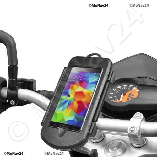 Samsung galaxy a3 a5 Support Moto Étanche Étui Rigide Guidon Boulon