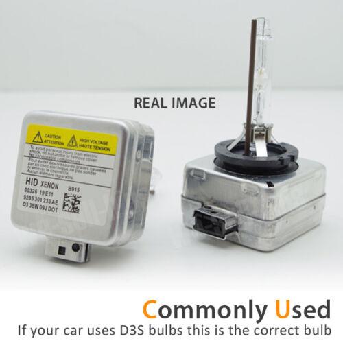 D3S 66340 4300K Xenon Bulb Audi A5 S5 A6 S6 Q5 Q7 S4 Volvo SAAB Jaguar sline  UK