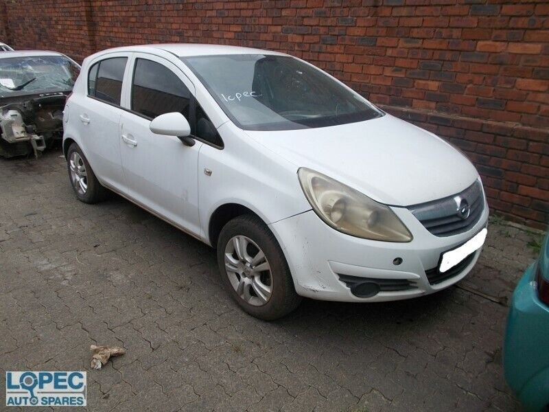 Opel Corsa D Z13DTH 2008 1.3 STRIPPING FOR SPARES AND PARTS