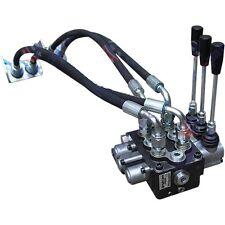 NEU SPEZIELL Hydraulikventil Handsteuerventil 3-Heblig Massey Ferguson /P625/