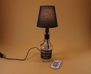 Jack daniels gentlemanjack flaschen lampe tischlampe led v