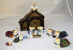 Heaven/'s Paws Chihuahua Nativity Set