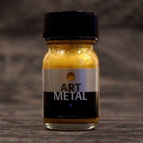 Goldlack DORE métal Glanzlack zitronengold résistant aux intempéries Acryllack