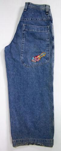 Vintage 90's JNCO Logo Jeans Sz 30x33 Urban Skater