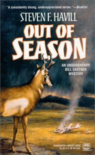 Out Of Season (Worldwide Library Mysteries)