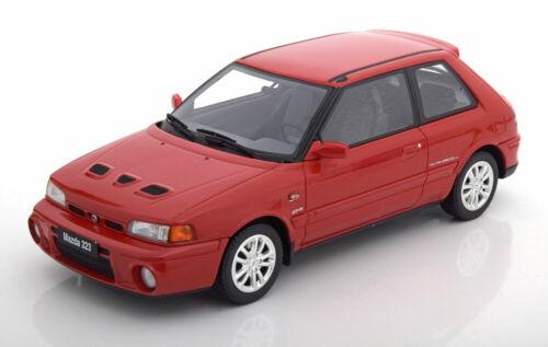 1:18 otto MAZDA 323 GTR 1992 Red