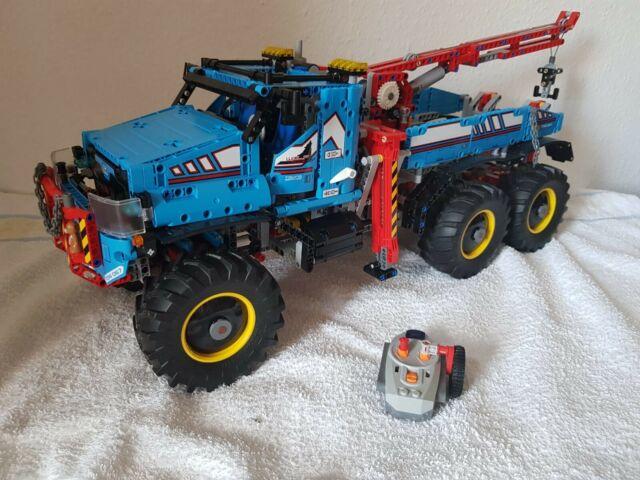 LEGO Technic Allrad-Abschleppwagen (42070) günstig kaufen ...