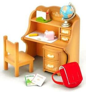 Sylvanian Families furniture Child Study Desk Set ka-309