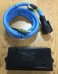 Awe Inspiring 7 Way Trailer Wiring Repair Kit Includes 6 Cold Weather Cable Wiring Cloud Rectuggs Outletorg