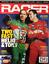 thumbnail 1 - Tony Kanaan Helio Castroneves Signed Racer Magazine (PSA)
