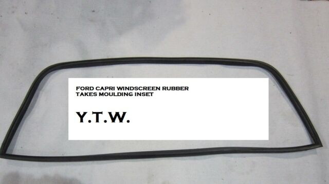 1 PCE Ford Transit Mk1 /& Mk2 Windscreen Front Screen Rubber Seal  BRAND NEW