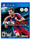 Pro Evolution Soccer 2015 (Sony PlayStation 4, 2014)