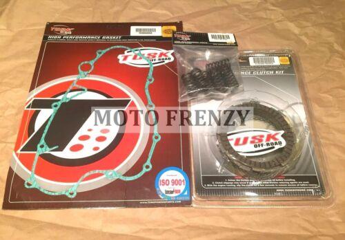 Honda CRF150R 2007–2018 Tusk Clutch Kit w// Springs /& Clutch Cover Gasket