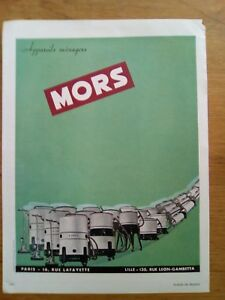 PUBLICITE-ANCIENNE-PUB-ADVERT-APPAREILS-MENAGERS-MORS