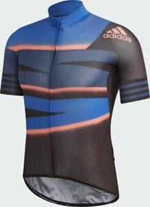Adidas Adistar Cycling Ciclismo Jersey FJ6572 Tech AEROREADY $160 ...