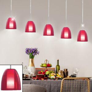 Détails sur Verre Couvrir Luminaire Plafond Rouge Blanc Ess Chambre  Cuisines Éclairage