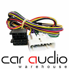 autoleads harness adapter lead female iso car stereopc2 18 4 rh ebay co uk Engine Wiring Harness Engine Wiring Harness