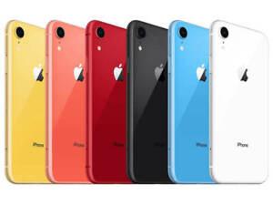 Apple-iPhone-XR-64GB-256GB-Unlocked-CDMA-GSM-All-6-Colors-New
