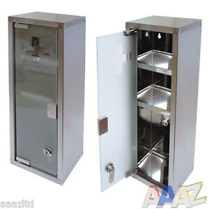 used metal cabinets large wall mountable medicine cabinet cupboard aid 27868