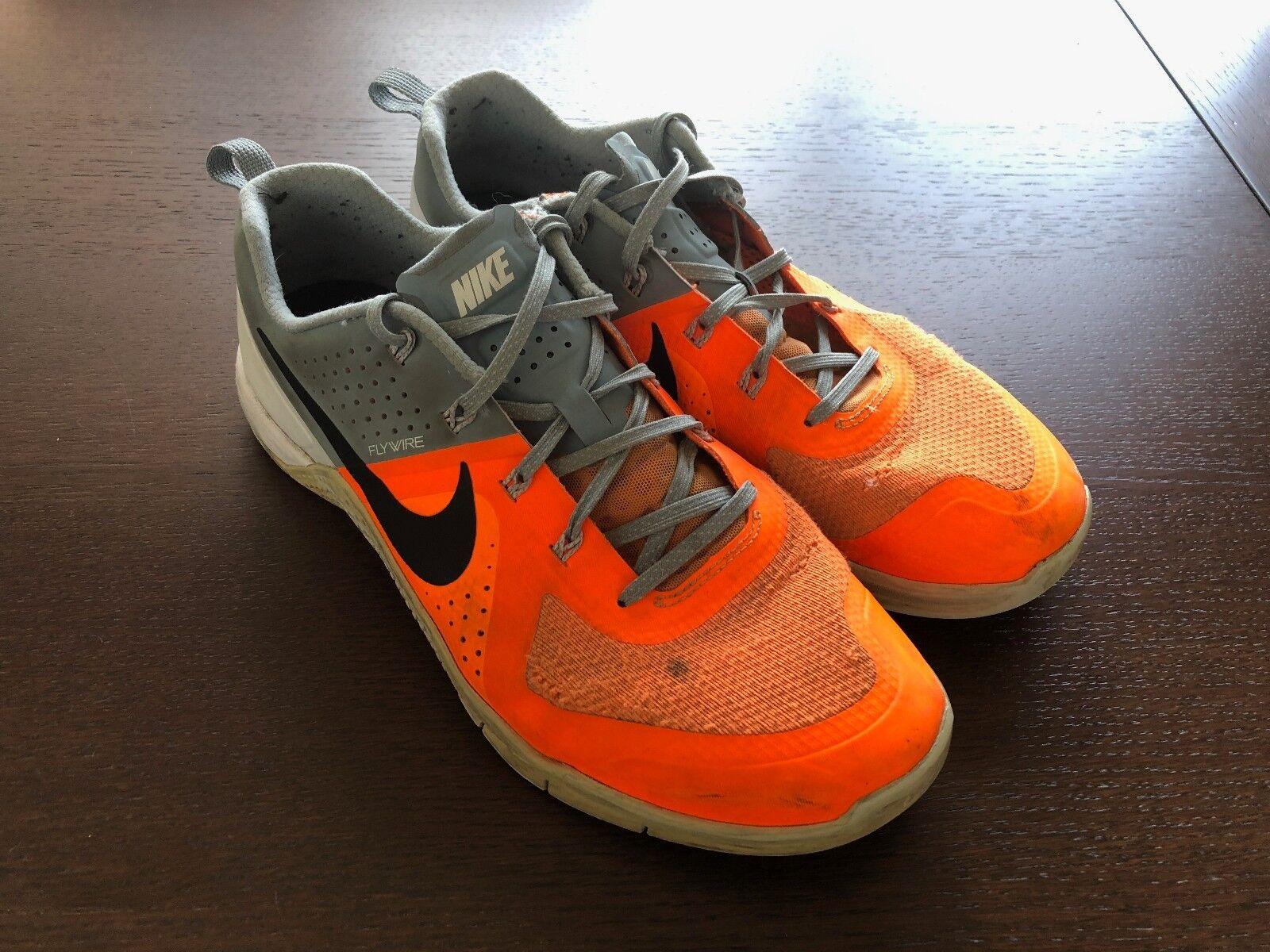 online retailer 13a45 5f4b3 ... Nike Nike Nike Metcon Orange Grey size 11 8d190e