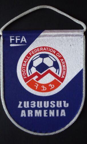 Wimpel Pennant Fussball Verband Armenien Football Federation of Armenia