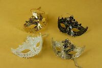 Mini Venetian Mardi Gras Masquerade Mask Wedding Or Christmas Tree Ornament