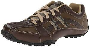 Skechers-USA-Mens-Citywalk-Malton-Oxford-Sneaker-Select-SZ-Color