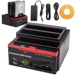 2-5-039-039-3-5-039-039-External-Triple-SATA-IDE-HDD-Docking-Station-Hard-Drive-Card-Reader