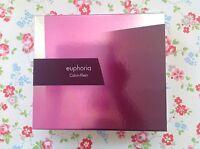 ⭐️calvin Klein⭐️euphoria Parfum Perfume And Body Lotion Gift Set⭐️rrp £77