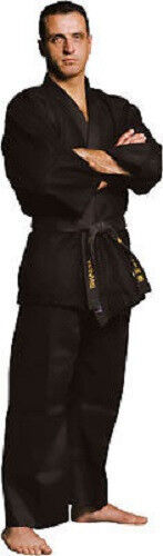 Cahill Black Jujitsu Uniform Gi