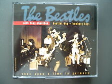 The Beatles With Tony Sheridan, Beatles Bop - Hamburg Days, 2 CD, Bear Family