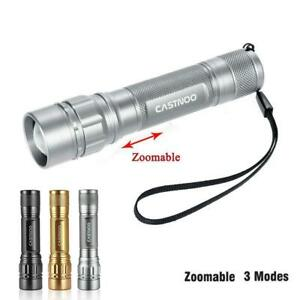 40000LM-Zoomable-Q5-LED-Flashlight-Bright-Light-3-Modes-Lamp-18560-Battery-GA