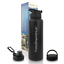 40oz-Vacuum-Insulated-Double-Wall-Stainless-Steel-Water-Bottle-Includes-3-Lids thumbnail 3