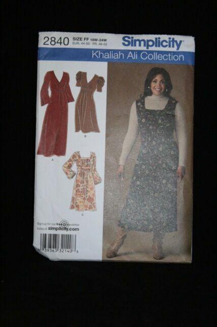 Vintage Butterick SEWING Pattern 3827 Misses EASY Jumper Top 6-22 FF