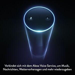Amazon-Echo-Alexa-WLAN-Bluetooth-Spotify-Tune-hue-Zertifiziert-und-generaluberho