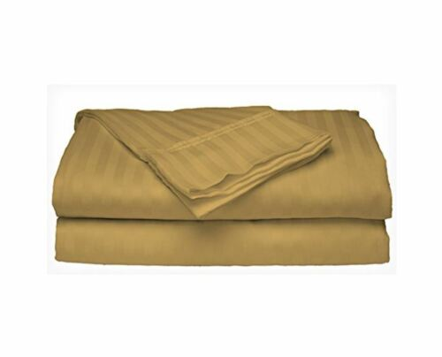 Best Full Size Bed Sheet Set 100/% Cotton Sheets Deep Pocket Flat Fitted 4 PC Set
