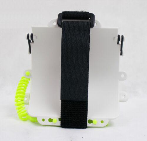 OTG Scuba Diving 3 Pages Underwater Wrist Writing Slate #OG-31