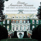 Great American Houses and Their Architectural Style by Virginia Savage McAlester, A.Lee McAlester, Lee McAlester (Hardback, 1994)