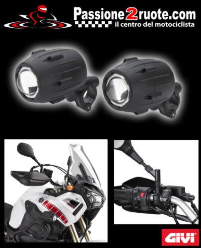 Zusätzliche Halogen Strahler S310 Trekker Lights Honda Crossrunner Crosstourer