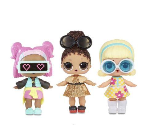 CONFETTI POP Doll 9 Layers Of Fun Ball Series 3 LOL Surprise LOL Surprise