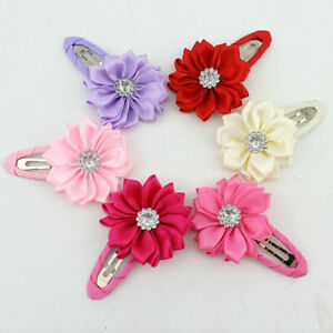 Bright-Girls-Sunflowers-Hair-Clips-Accessories-Hairpins-for-Kids-Baby-NH