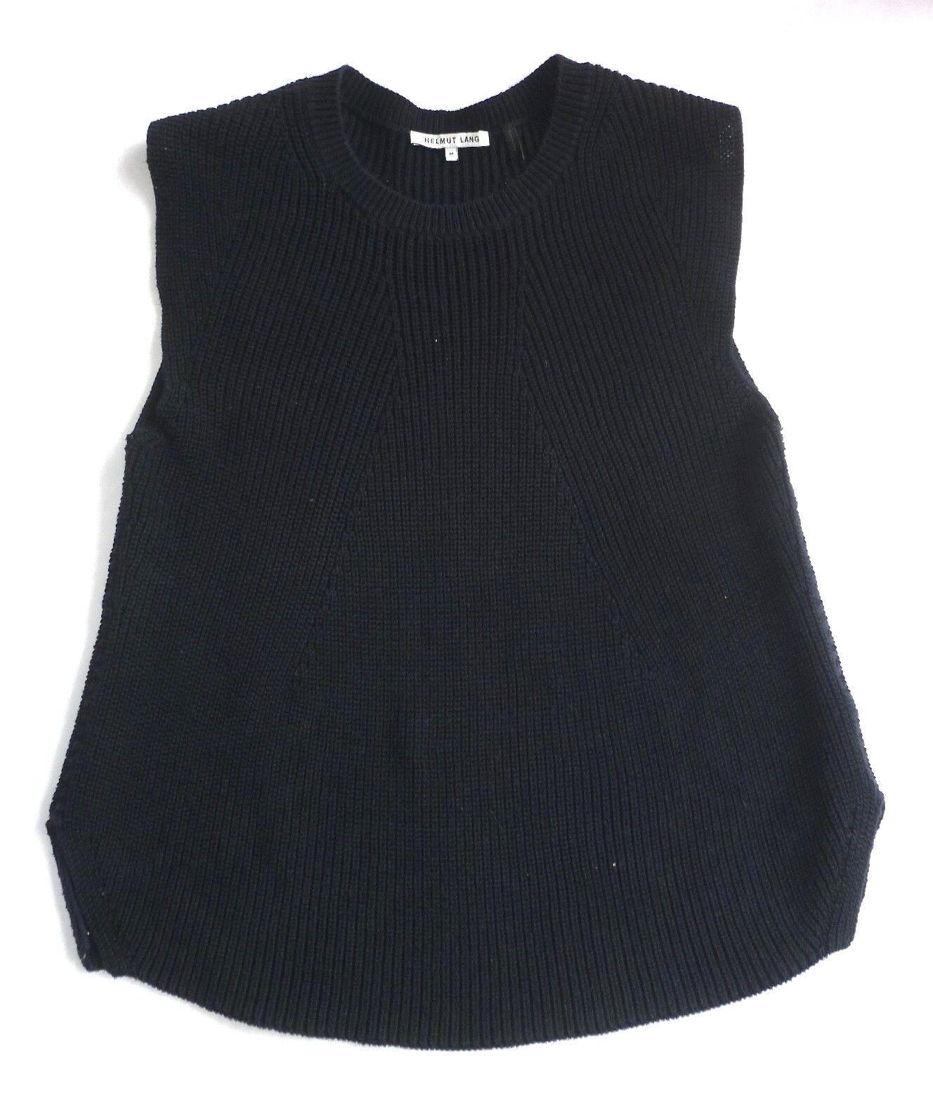Helmut Lang Heavy Knit  Cotton Jumper Medium