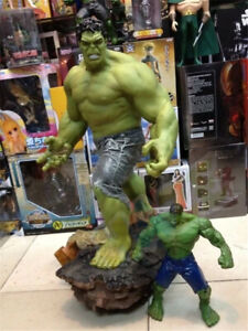 Marvel-Large-Super-Giant-Hulk-Figure-Modele-a-l-039-echelle-1-4-25-034-Crazy-Toy